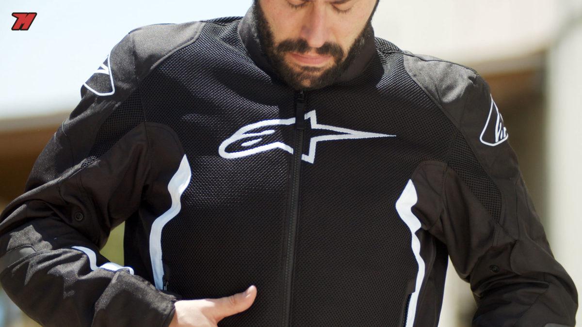 La chaqueta Alpinestars Viper Air V2 es una excelente opción.