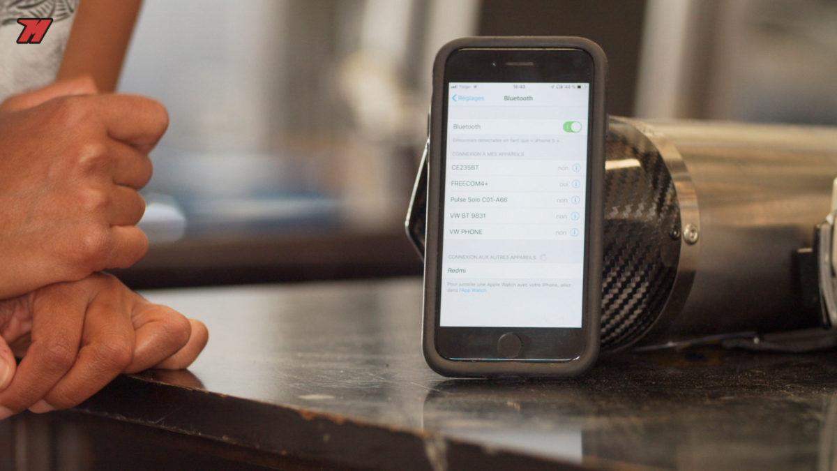 ¿Cómo emparejar el móvil con el intercom Freecom4+?
