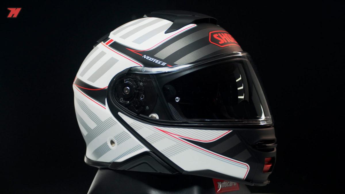 Este casco modular es uno de los mejores de su segmento