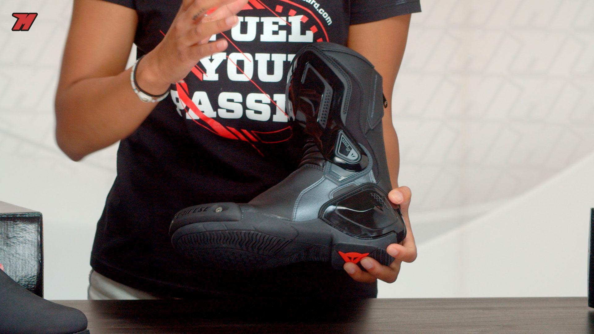 Si quieres unas botas deportivas, las Dainese Nexus Lady son una buena elección.
