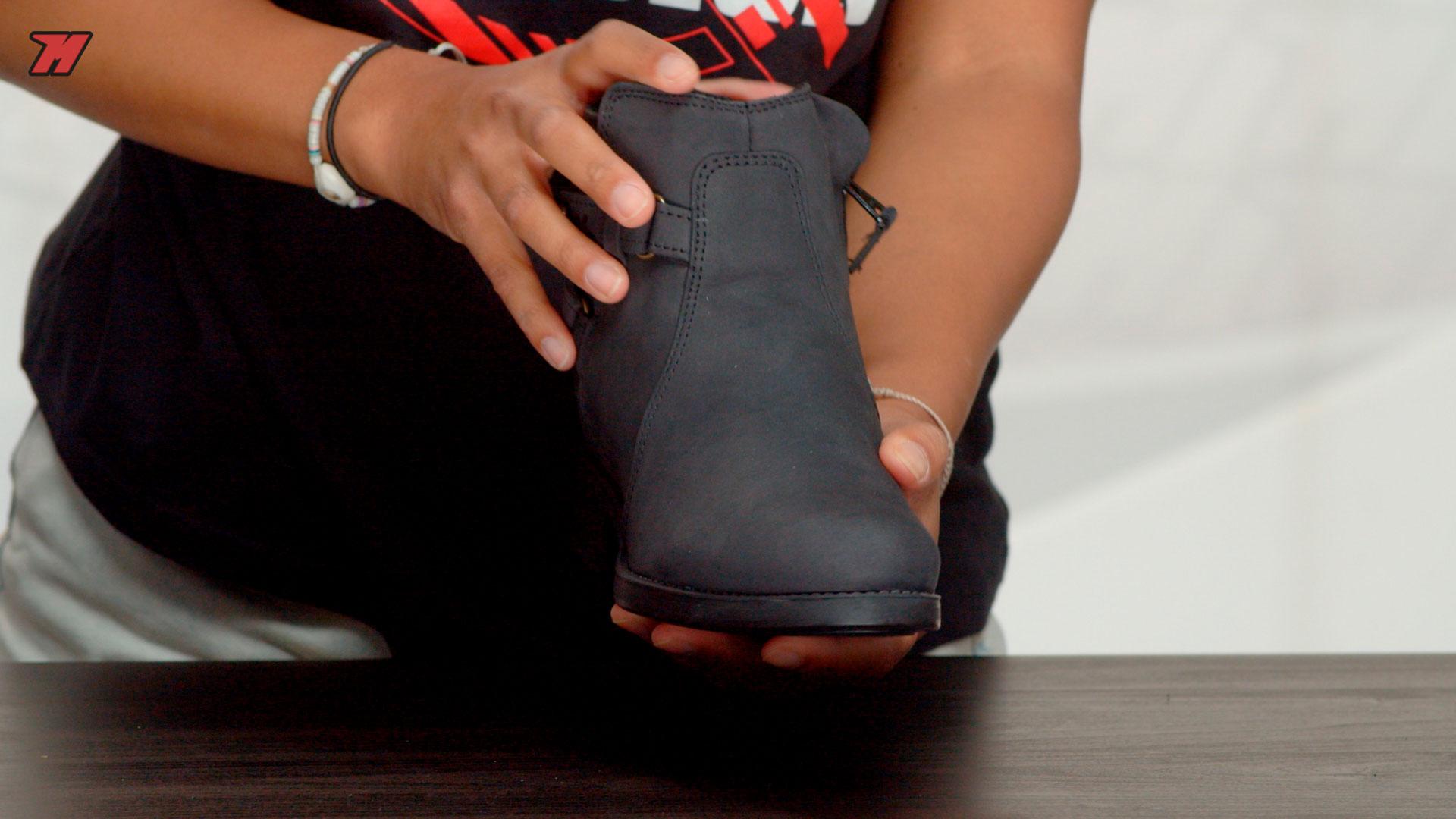 Las Stella Kerry Waterproof son unas botas de moto con un estilo muy custom.