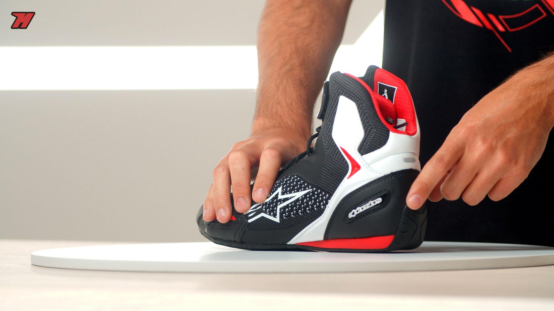 Alpinestars 2019 Faster-3 Shoes Black 11