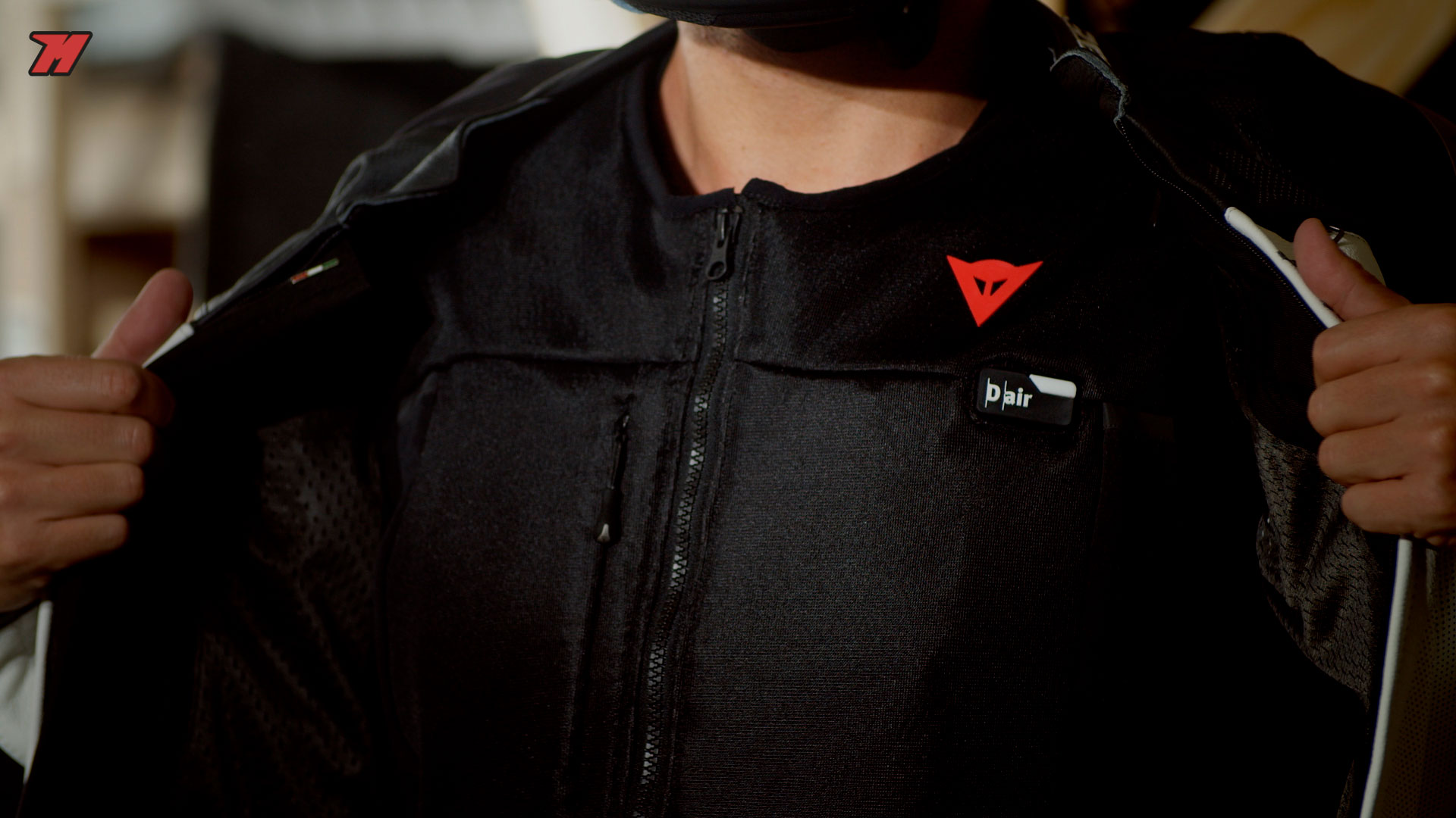 airbag moto smart jacket