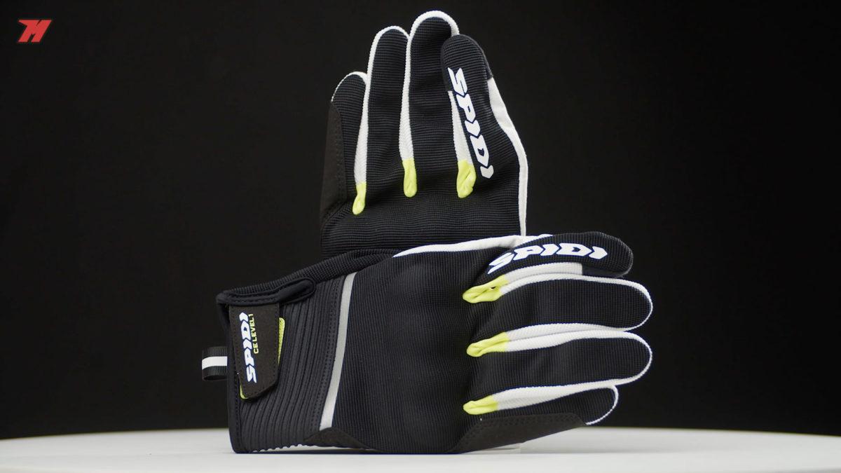 Estos guantes Spidi tienen una buena relación calidad-precio
