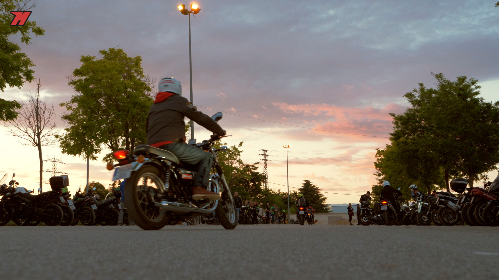voyage a moto