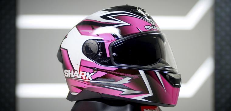 Shark Skwal 2.1, el casco de moto con luces LED se actualiza