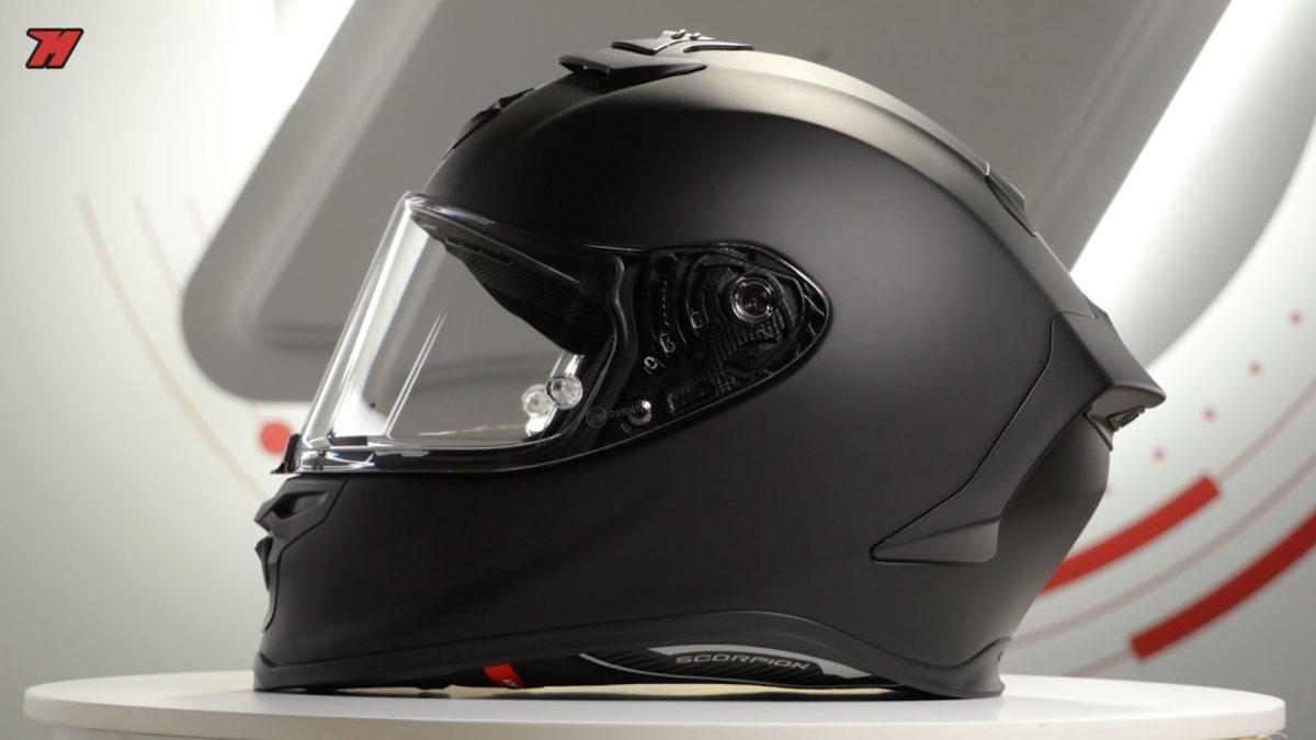 Este es el casco que lleva Fabio Quartararo