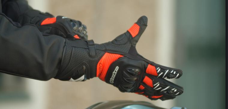 Guantes de moto Alpinestars Gp Pro R3