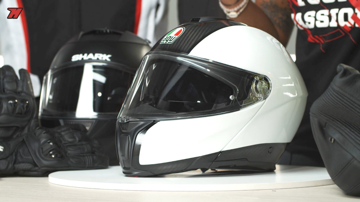 Este casco modular AGV está un 45% rebajado
