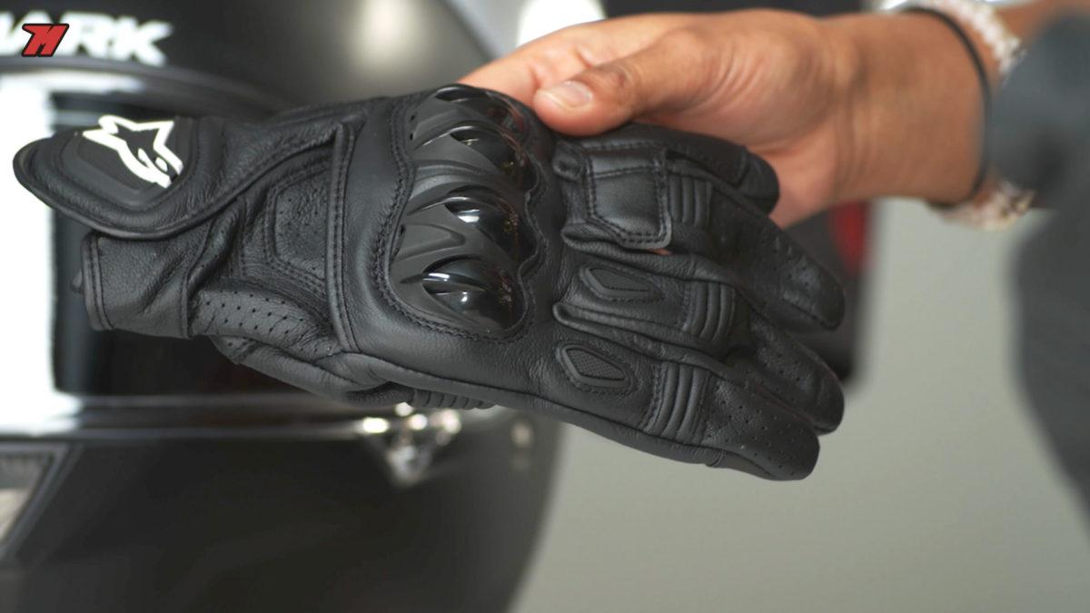 Los guantes de moto Alpinestars Celer son perfectos para verano