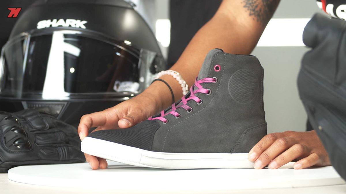 Estas zapatillas para mujer son perfectas para ciudad