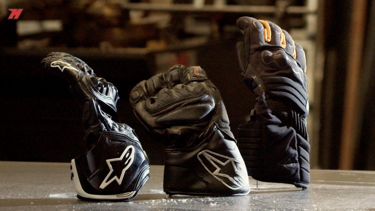 Estos son los guantes de moto que hemos elegido.
