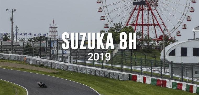 Suzuka 8 horas 2019 kawasaki racing team