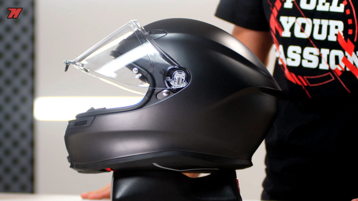 ¿Qué te parece este nuevo casco AGV K-6?