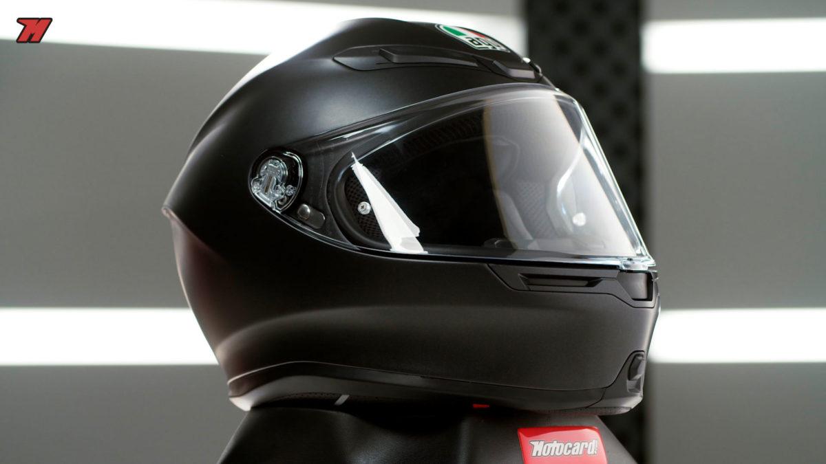 Análisis en exclusiva del nuevo casco AGV K-6.