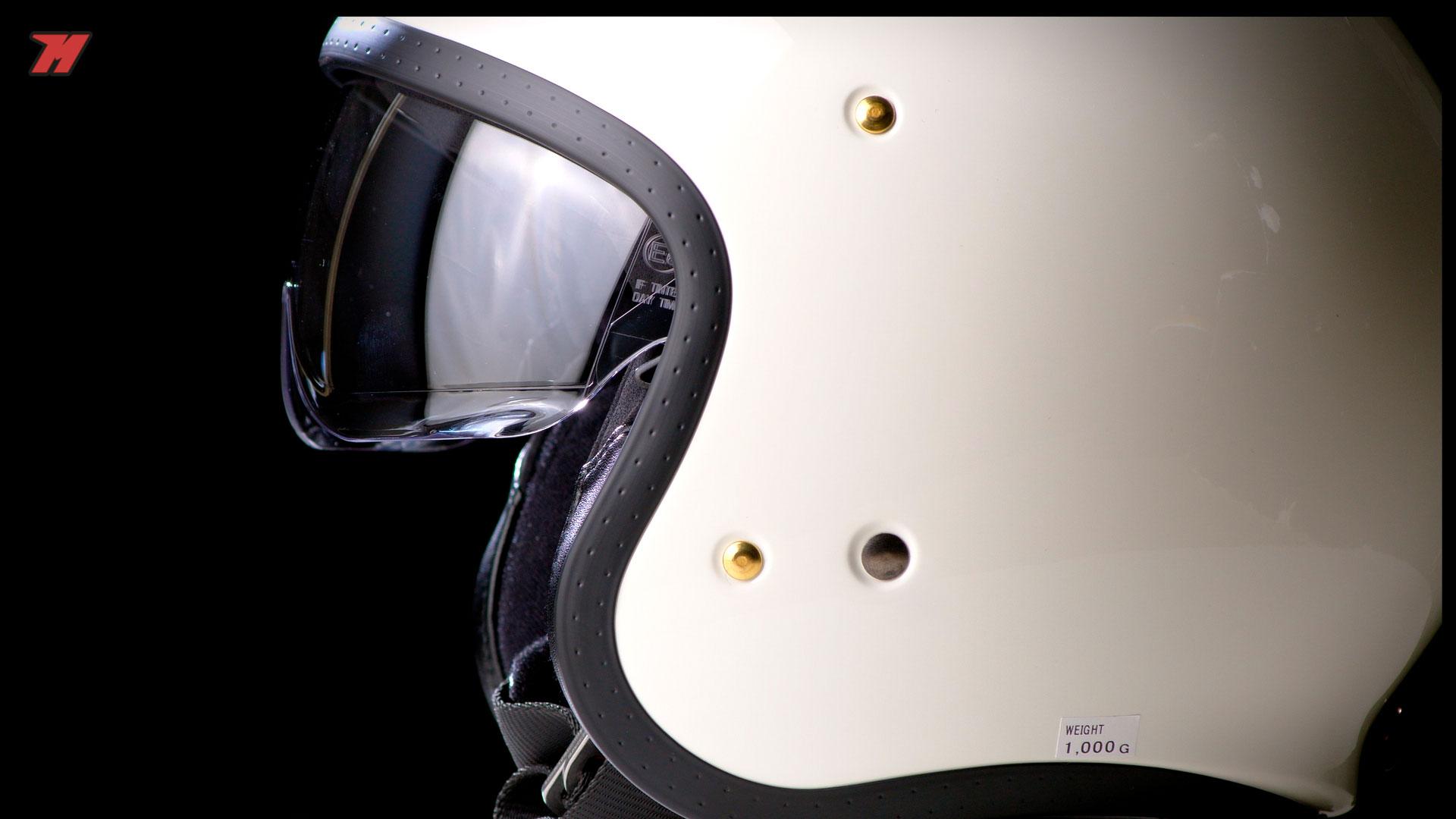 Rider Motorcycle Jet Helmet Glasses Retro Safety Racer Cruiser Roller Goggles
