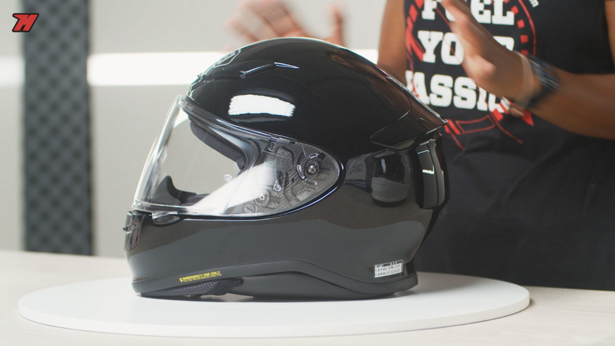 El casco Shoei NXR es una referencia