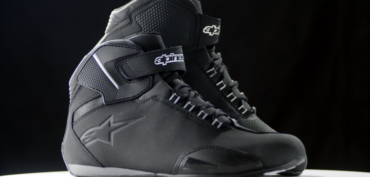 Alpinestars Sektor: a perfect daily motorcycle shoes