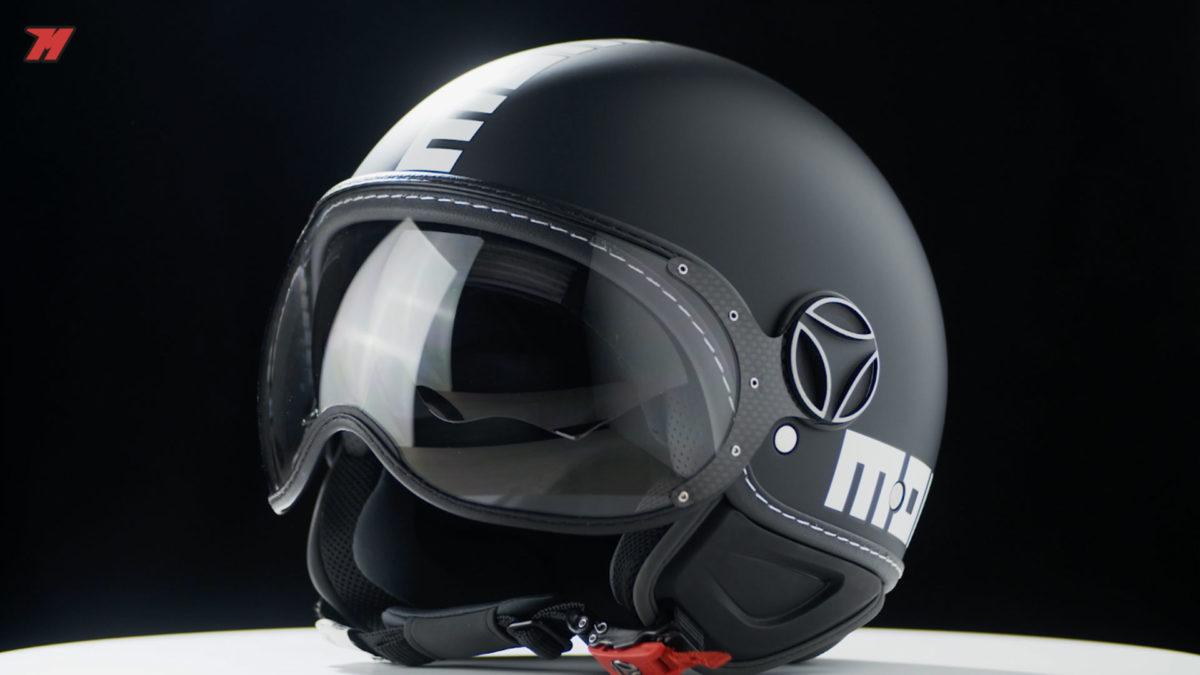 Así es este nuevo casco jet de Momo Design