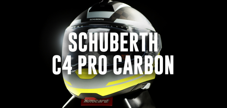 Schuberth C4 Pro Carbon, the evolution of a best-selling helmet made of Carbon