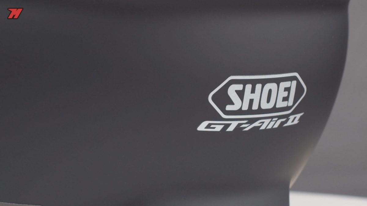 Actualmente, solo Shoei permite hacerlo con el Shoei GT-Air 2.