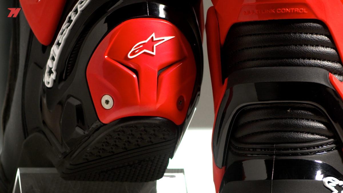 Si buscas unas botas de moto para circuito, las Alpinestars SMX Plus V2 son una gran opción.