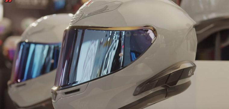 El AGV K-6 es uno de los mejores cascos de moto de 2020