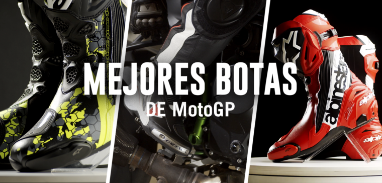 Estas son las mejores botas de moto deportivas.
