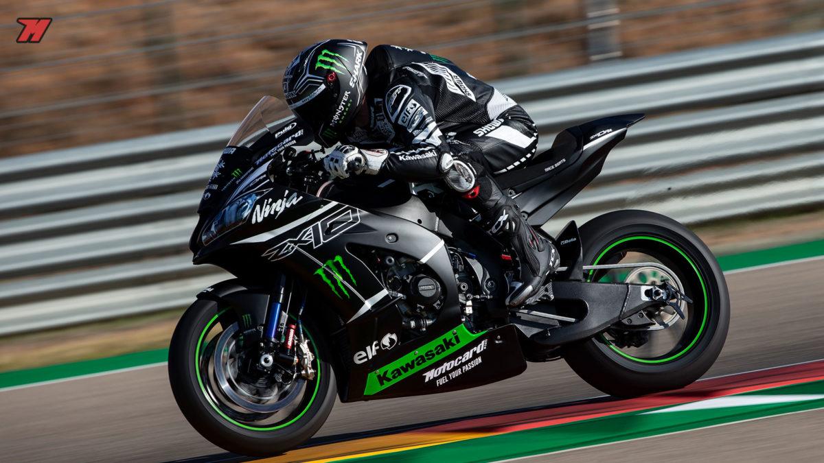 Alex Lowes es el nuevo compañero de Rea en el Kawasaki Racing Team