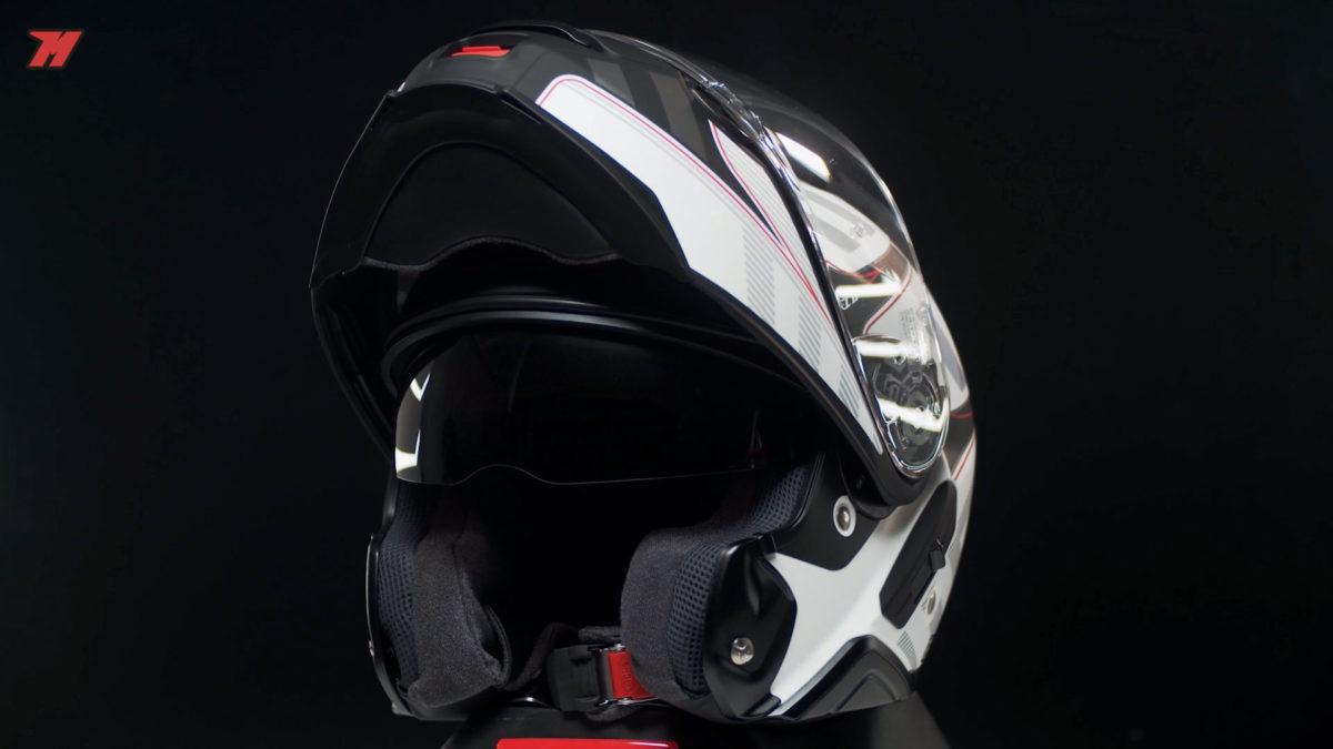El Shoei Neotec II es uno de los mejores cascos modulares que existen