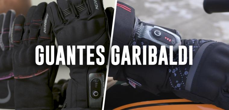 Análisis en vídeo de los guantes de moto Garibaldi
