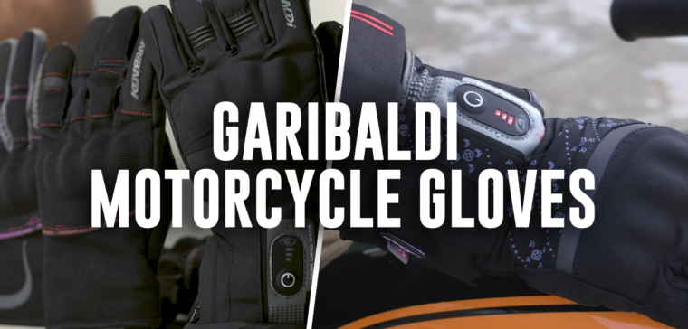 Garibaldi motorcycle gloves, winter gloves with the best quality-price ratio