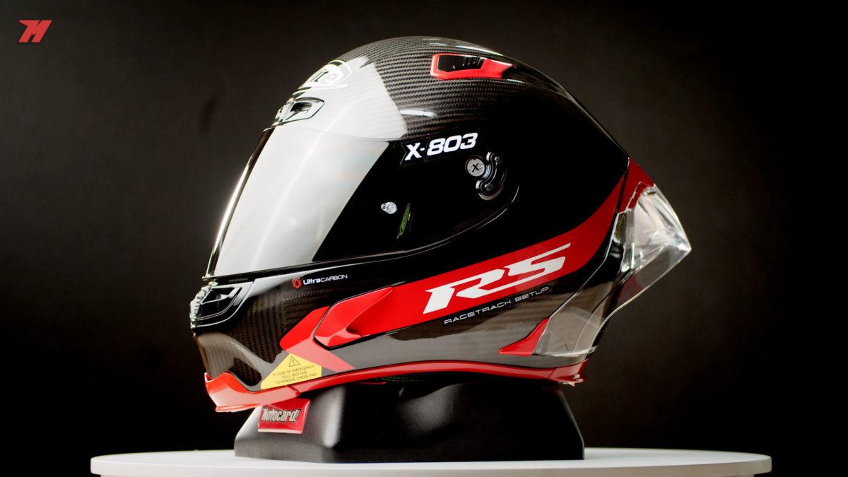 Análisis del nuevo casco X-lite X-803 RS Ultra Carbon