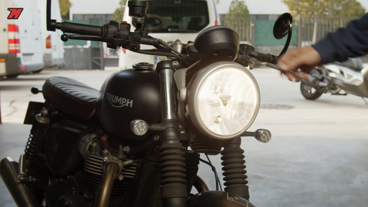 Toca aparcas nuestra moto durante unos días