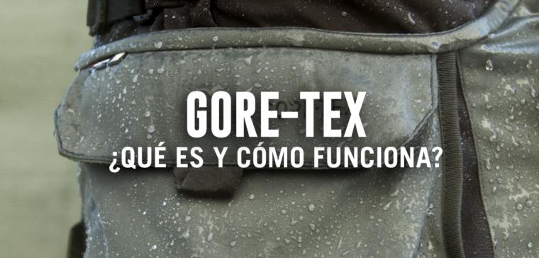 Te explicamos qué es el Gore-tex y cómo funciona