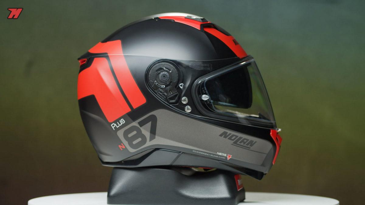 Review en vídeo del nuevo casco de Nolan.