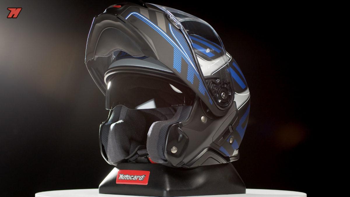 Te explicamos cuáles son los cascos de moto de 2020