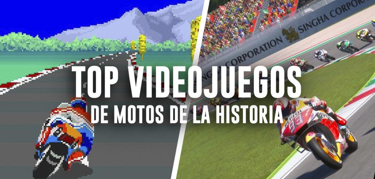 mejor videojuego motos