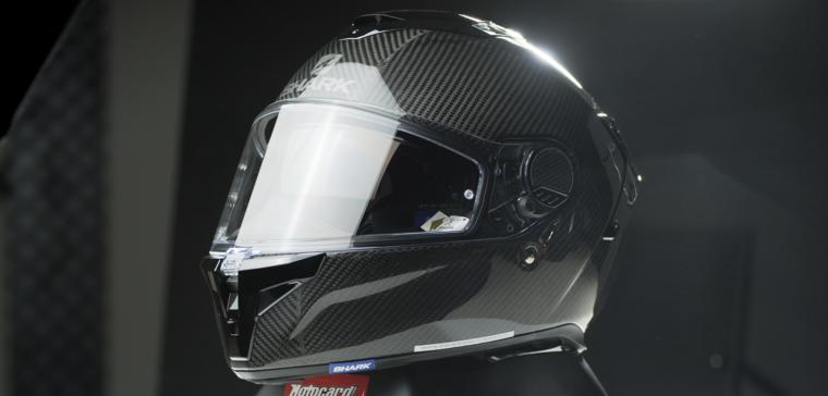 Nuevo casco sport-touring Shark Spartan GT Carbon.