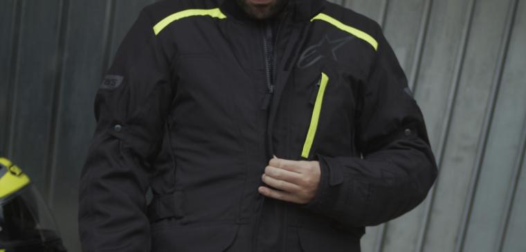 Review en vídeo de la chaqueta de moto Alpinestars Gravity