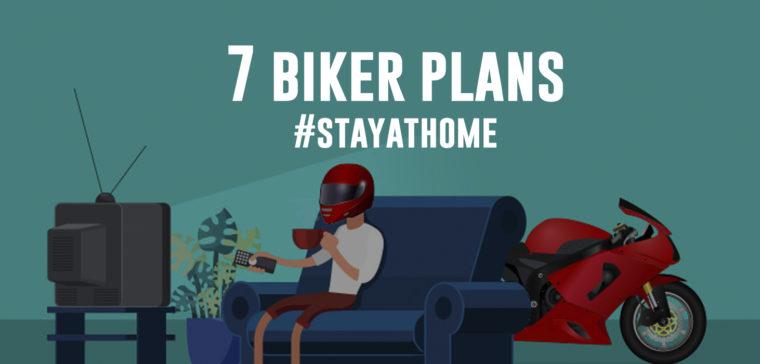 7 biker plans at home coronavirus