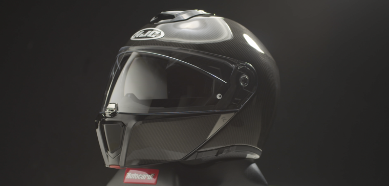 New modular motorcycle helmet HJC RPHA 90 S, the next best-selling