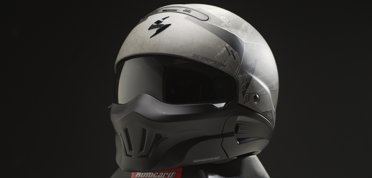 Análisis en vídeo del casco de moro Scorpion Exo-Combat Evo