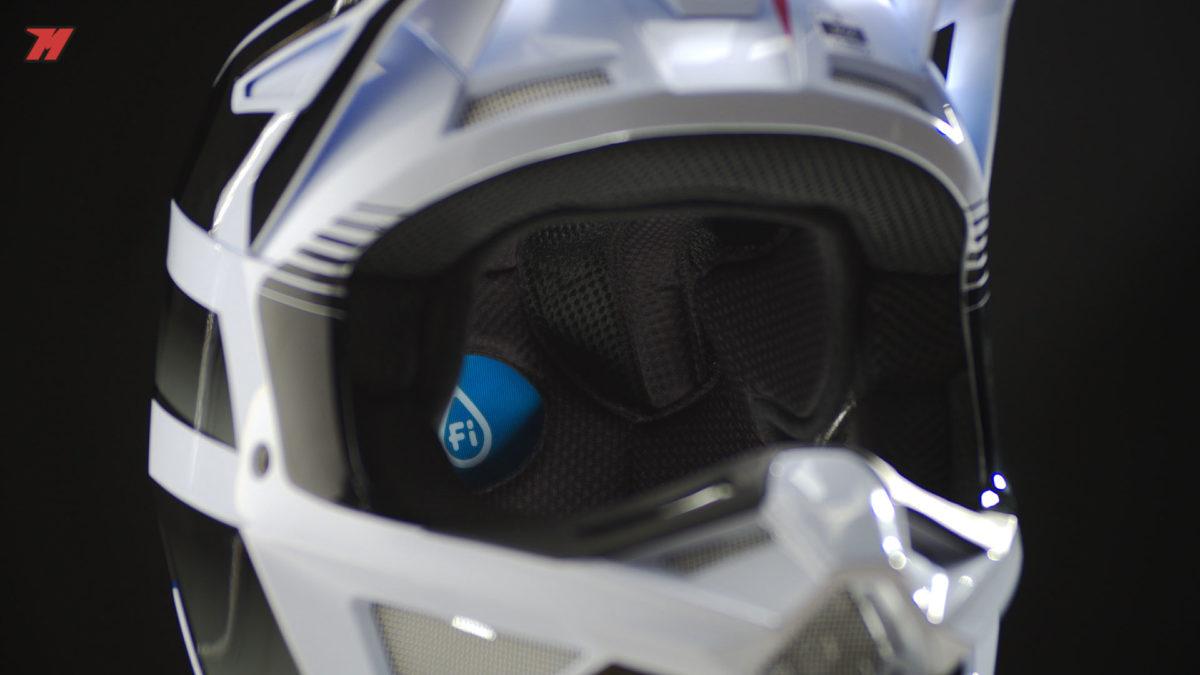 El sistema de protección Fluid Inside imita el líquido cerebral
