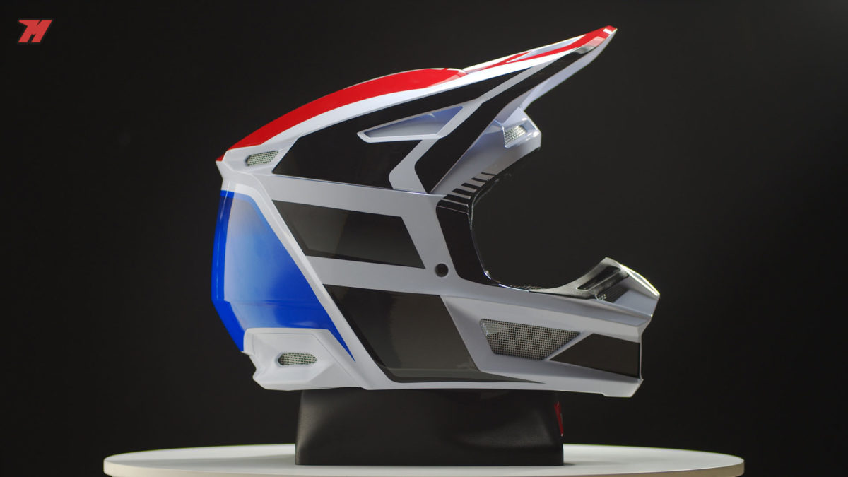 Este nuevo casco incorpora prestaciones de alta gama