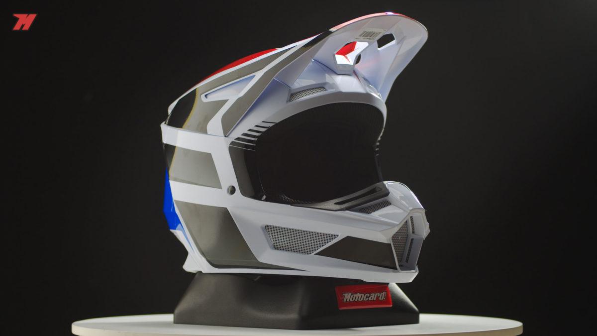 ¿Qué te parece este casco off-road?