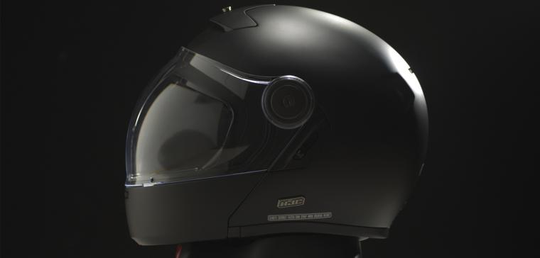 Review en vídeo del nuevo casco de moto modular HJC V90