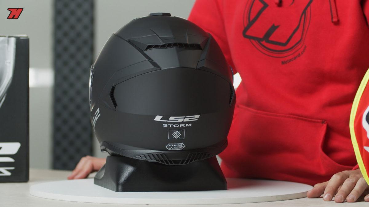 Este casco sport-touring tiene un precio por debajo de los 150 euros