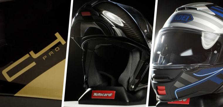Te explicamos cuáles son los mejores cascos de moto modulares