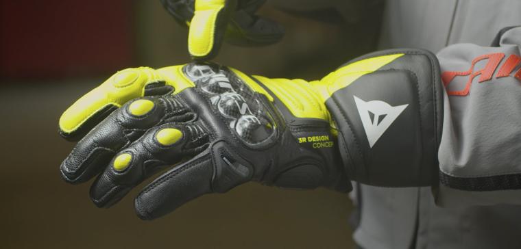 Hacemos un repaso de los nuevos guantes de moto Dainese de 2020